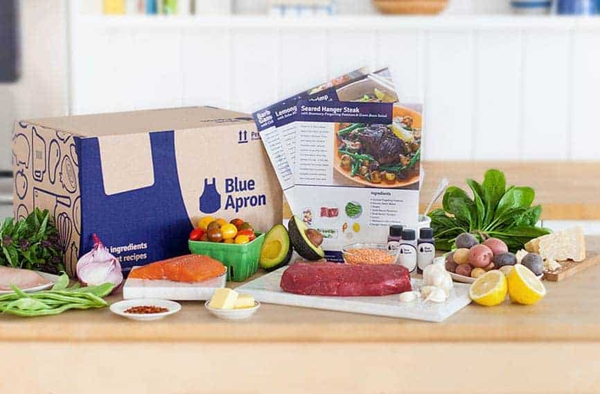 23 best full meal subscription boxes you need this week blue apron full meal subscription box forumfinder Image collections
