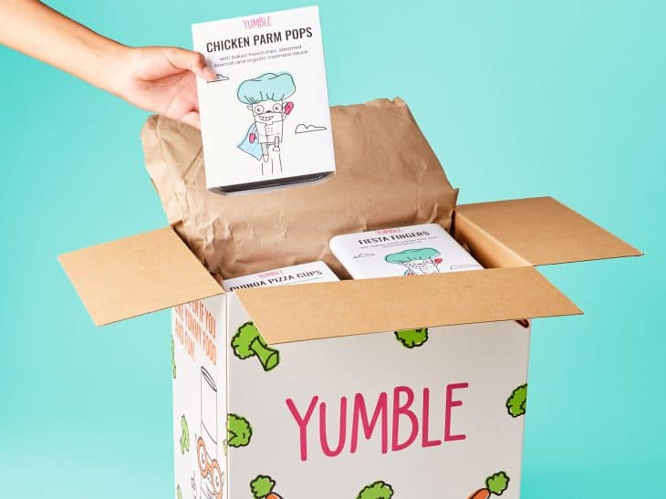 Yumble Kid's Meal Kit Subscription