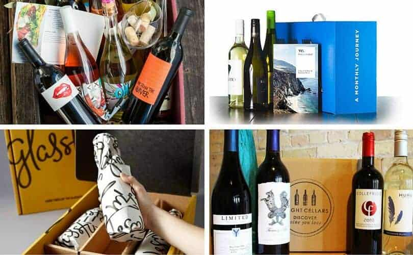Best Wine Subscription Boxes and Wine Clubs 2
