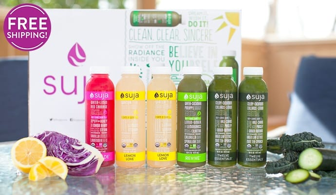 Suja Juice Monthly Subscription