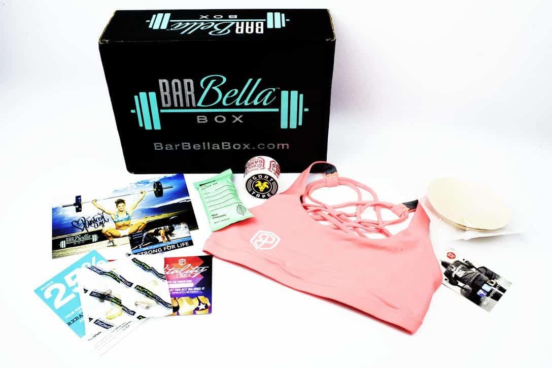 Barbella Box
