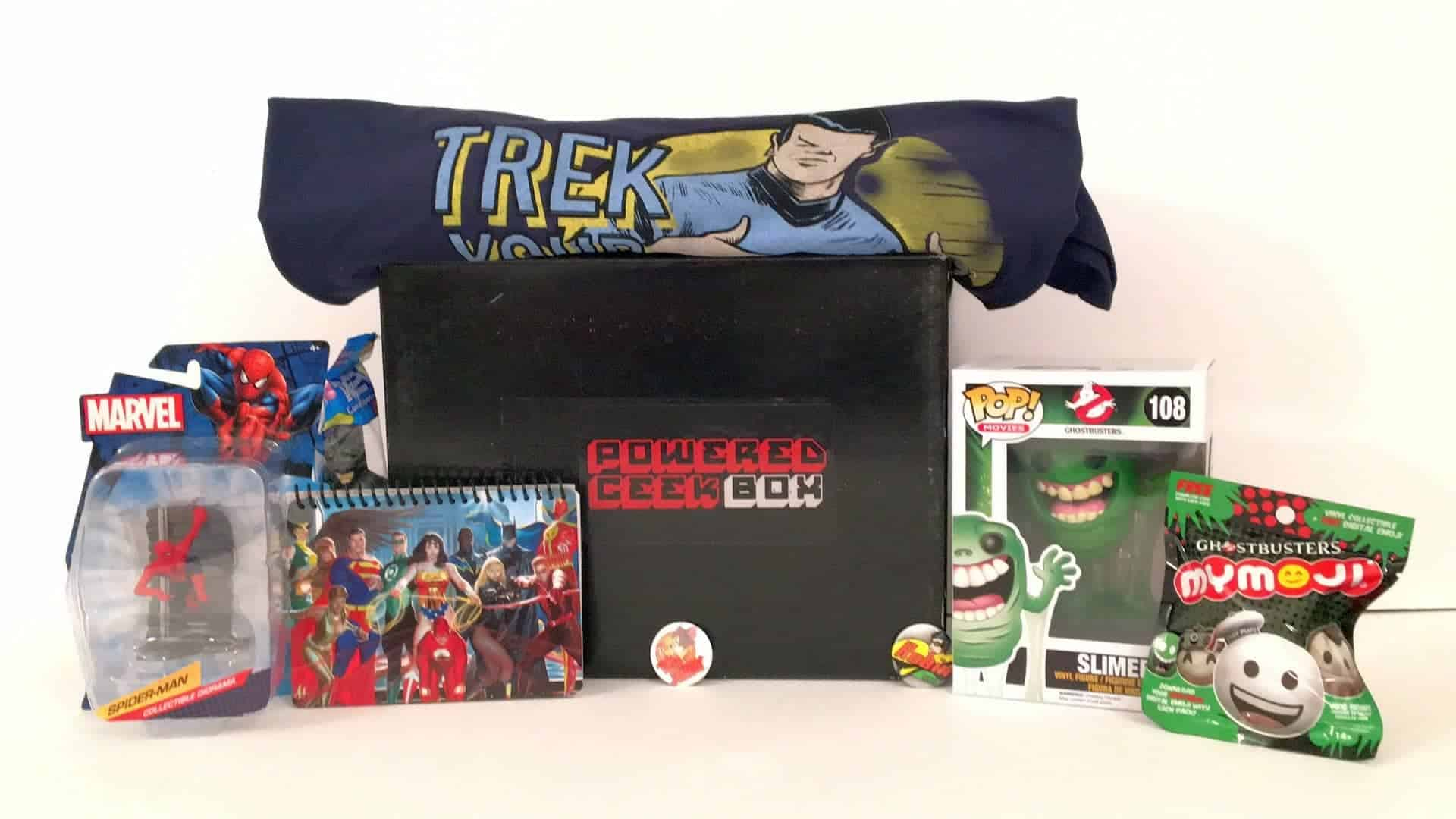24 Best Geek Subscription Boxes For Gamers And Nerds Alike