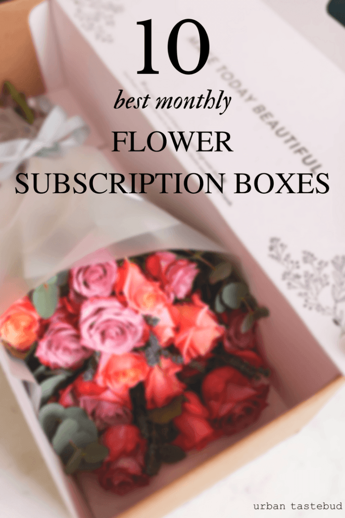 Best Flower Subscription Services and Boxes