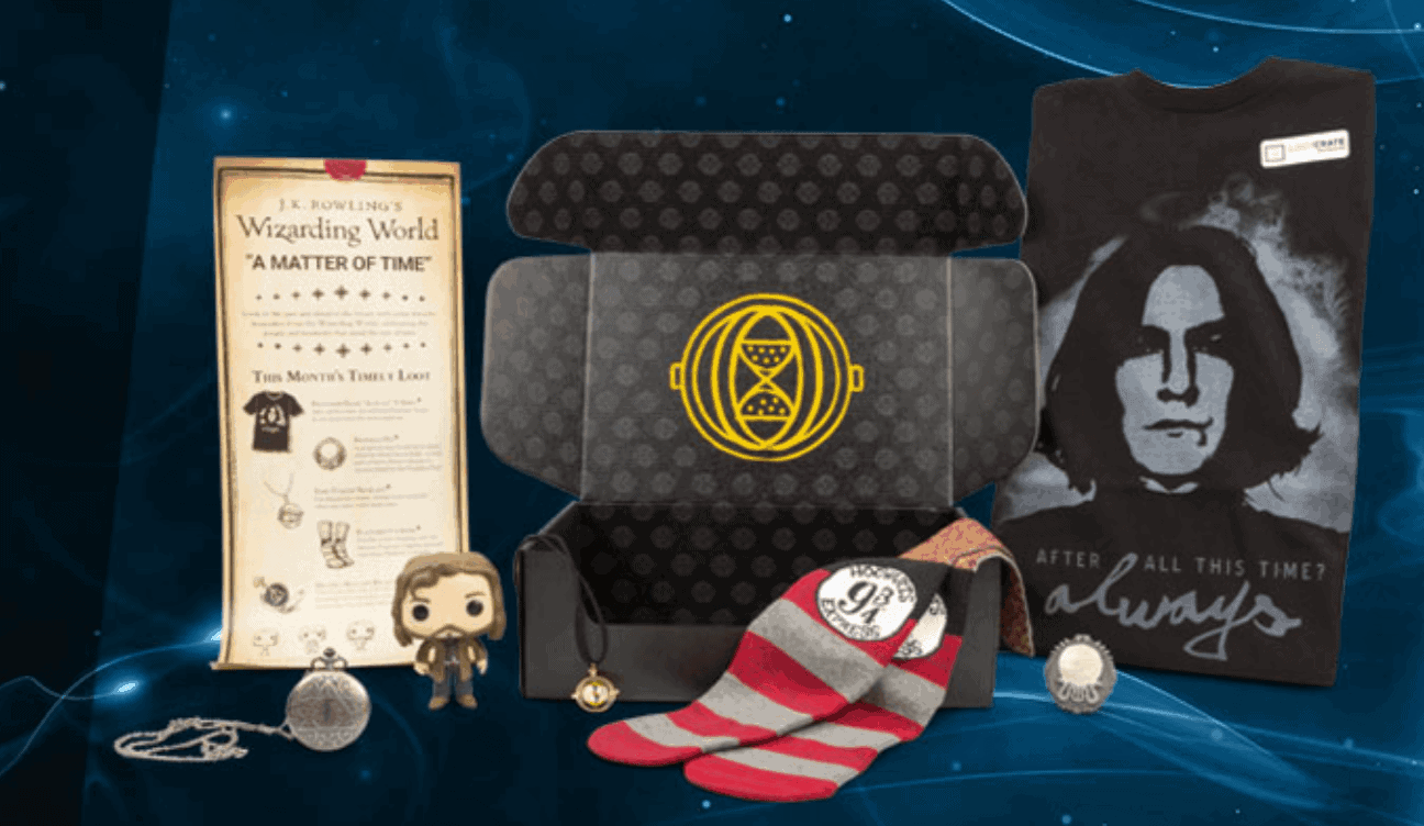 Harry Potter Wizard Subscription Box