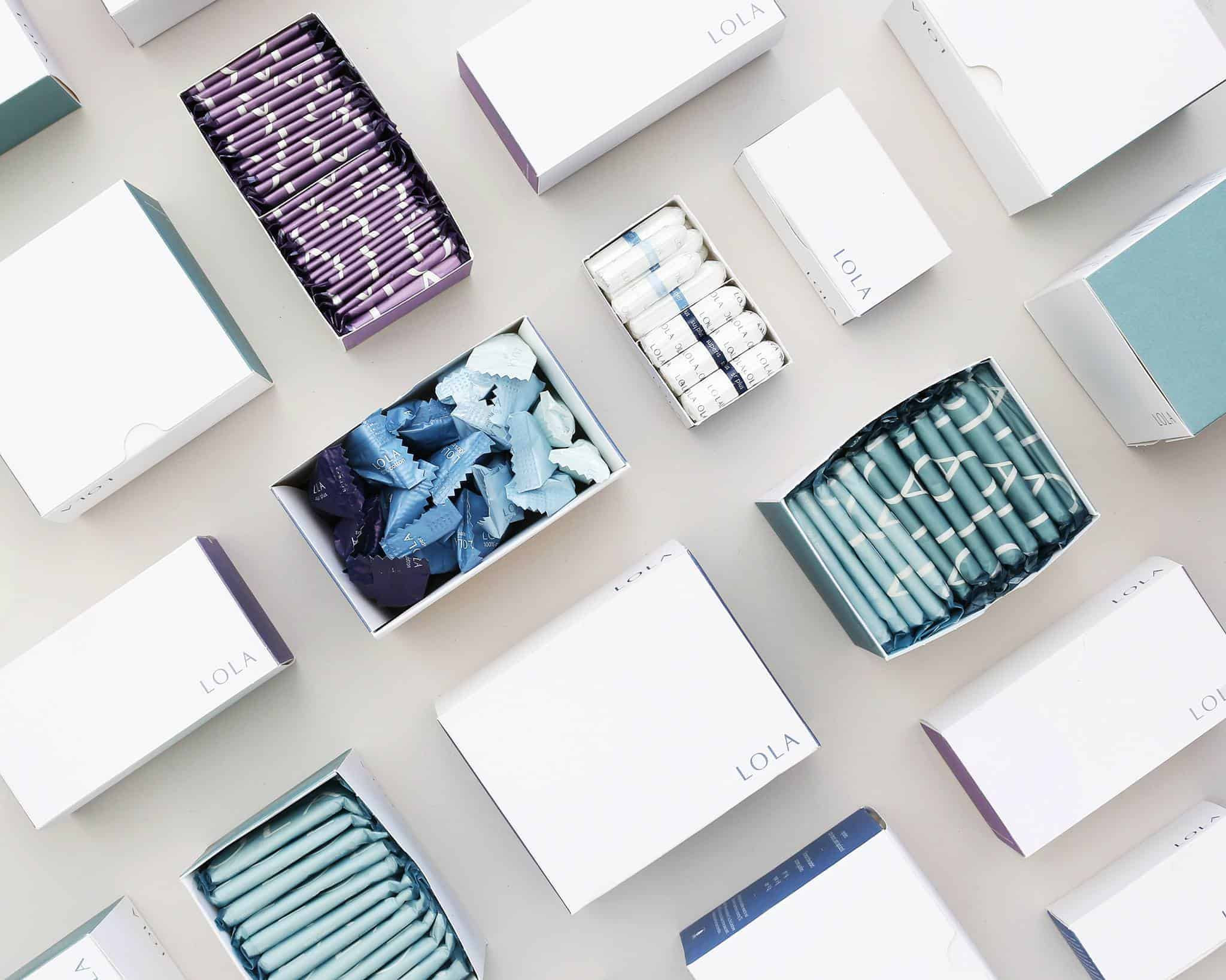 18 Best Period Boxes Tampon Amp Period Subscription Boxes
