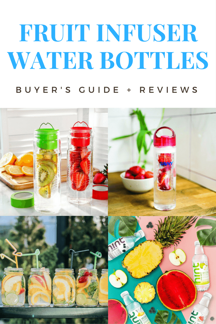 Best Fruit Infuser Water Bottles