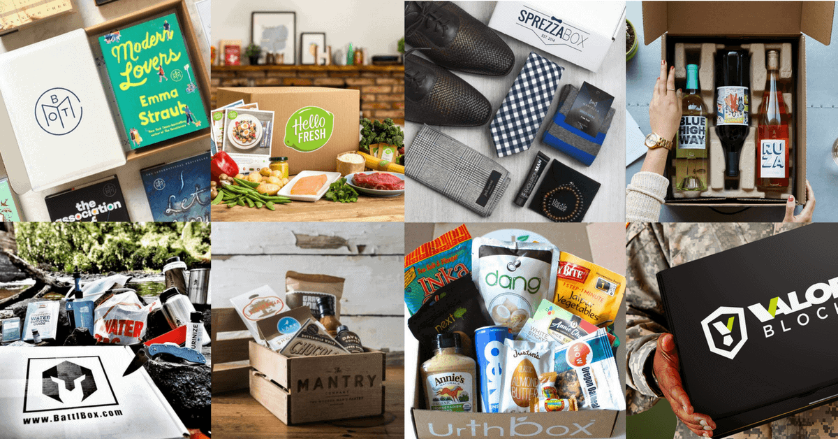 45 Best Subscription Boxes For Men In 2021 Urban Tastebud