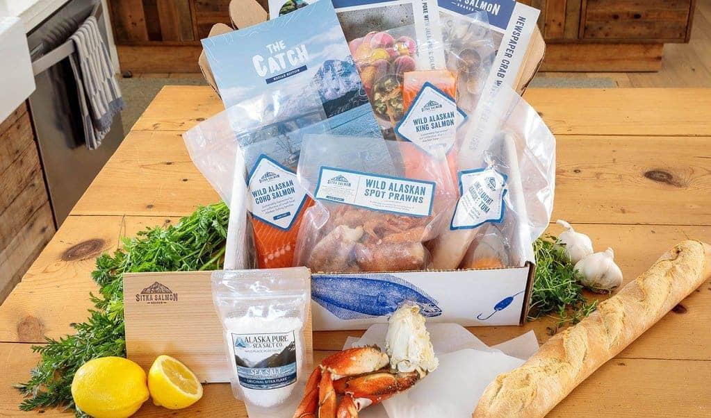 Sitka Salmon Shares